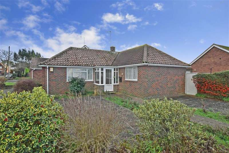 2 Bedrooms Detached Bungalow for sale in Coniston Road, Goring-By-Sea, Worthing, West Sussex