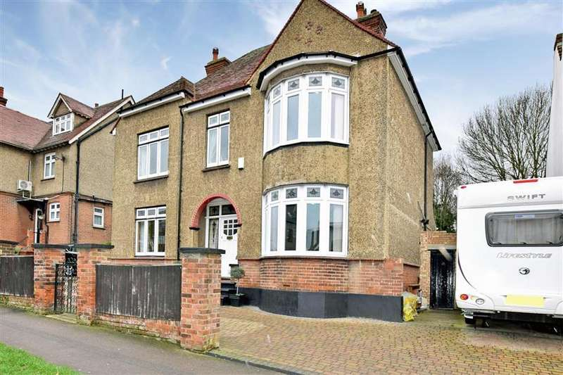4 Bedrooms Detached House for sale in Frindsbury Hill, Frindsbury, Rochester, Kent