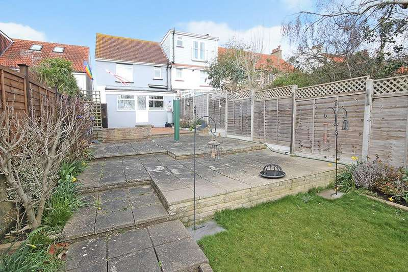 3 Bedrooms End Of Terrace House for sale in Mile Oak Road, Southwick, West Sussex BN42 4QG