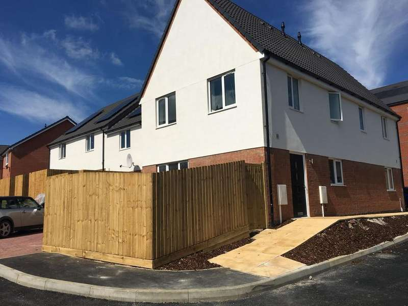 2 Bedrooms Semi Detached House for rent in Walker Rise, Irthlingborough
