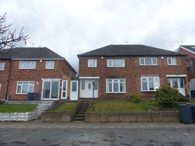 3 Bedrooms Semi Detached House for sale in Craythorne Avenue, Birmingham