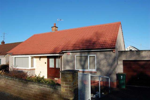 2 Bedrooms Detached Bungalow for sale in Bellfield Avenue, Perth