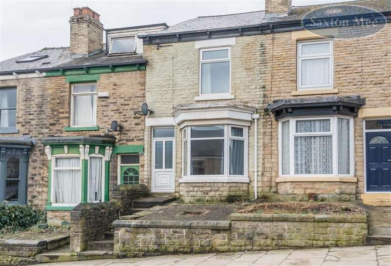 3 Bedrooms Terraced House for sale in Mona Road, Crookes, Sheffield, S10