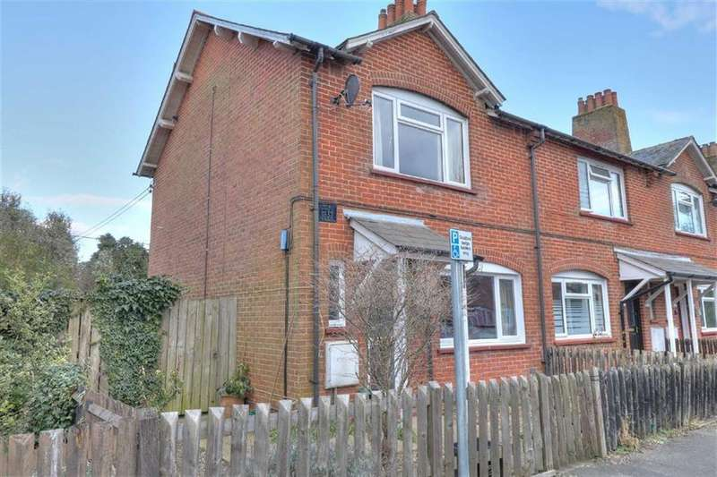 2 Bedrooms End Of Terrace House for sale in Campbell Road, Eastleigh, Hampshire