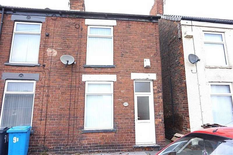 2 Bedrooms Terraced House for sale in Sculcoates Lane, Hull, Hull, HU5