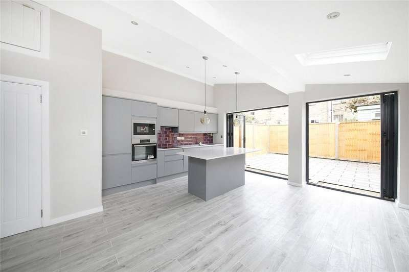 2 Bedrooms Apartment Flat for sale in Ducie Street, Brixton, SW4