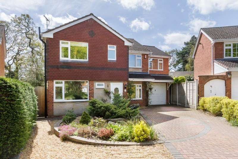 4 Bedrooms Detached House for rent in Murrayfield Drive, Willaston