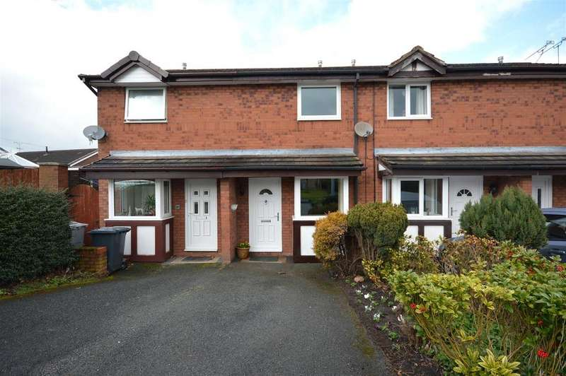 1 Bedroom Mews House for sale in Grange Way, Sandbach