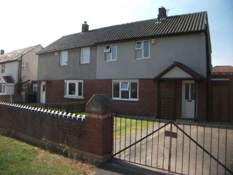 3 Bedrooms Semi Detached House for rent in Lindhurst Road, Athersley North
