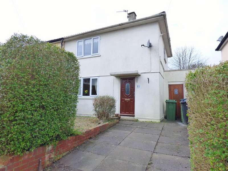 2 Bedrooms Semi Detached House for sale in Foldings Court, Scholes, Cleckheaton