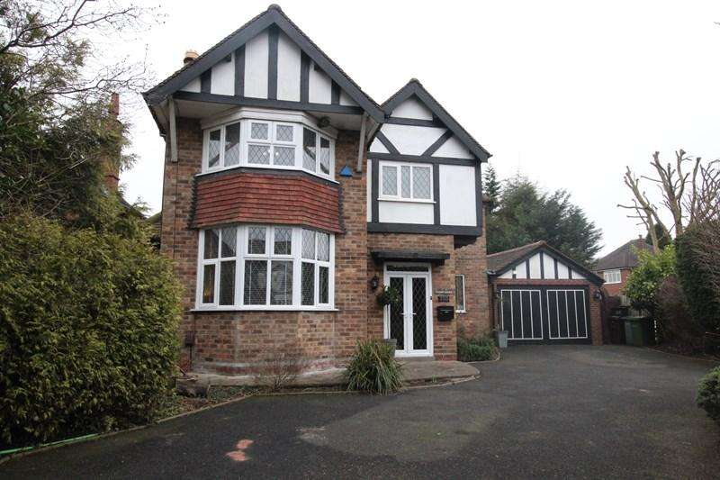 3 Bedrooms Detached House for sale in Bills Lane, Shirley, Solihull