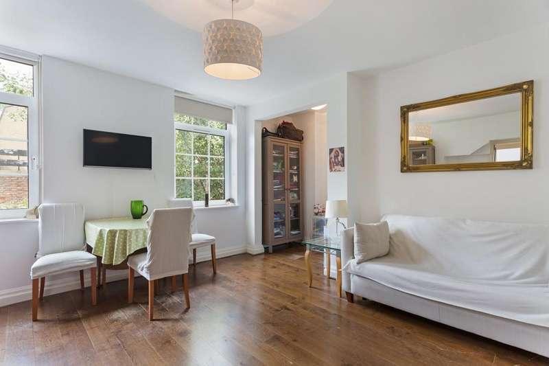 1 Bedroom Flat for rent in Topham Street, Islington, London, EC1R