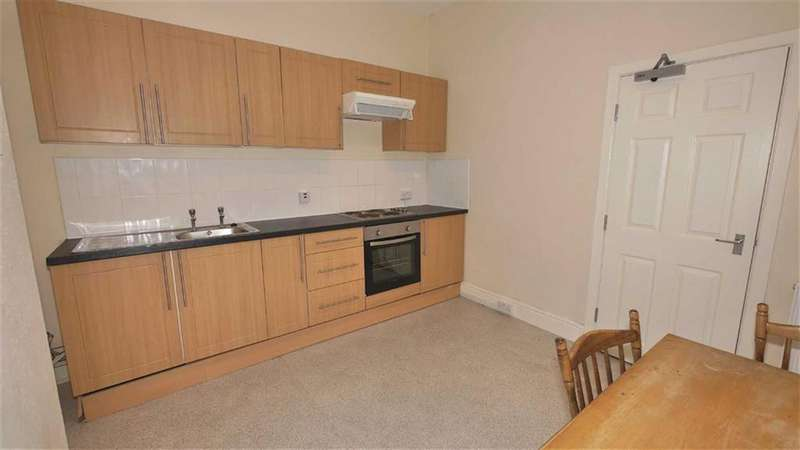 1 Bedroom Flat for rent in Station Road, Deeside, Flintshire, CH5