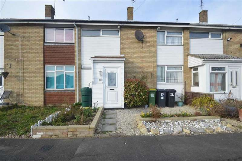 3 Bedrooms Terraced House for sale in Althorne Way, Canewdon, Essex