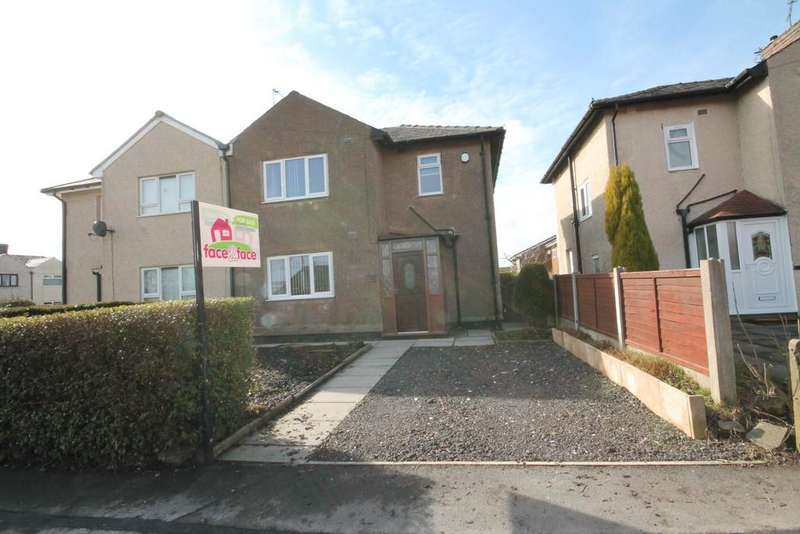 3 Bedrooms Semi Detached House for sale in Wardle Road, Rochdale