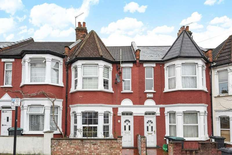 2 Bedrooms Terraced House for sale in Dunbar Road, Wood Green