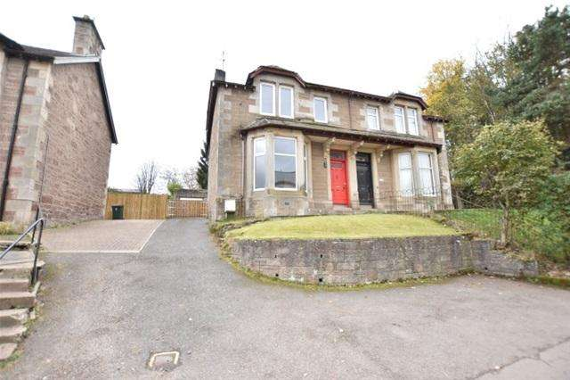 3 Bedrooms Semi Detached House for sale in Crieff Road, Perth