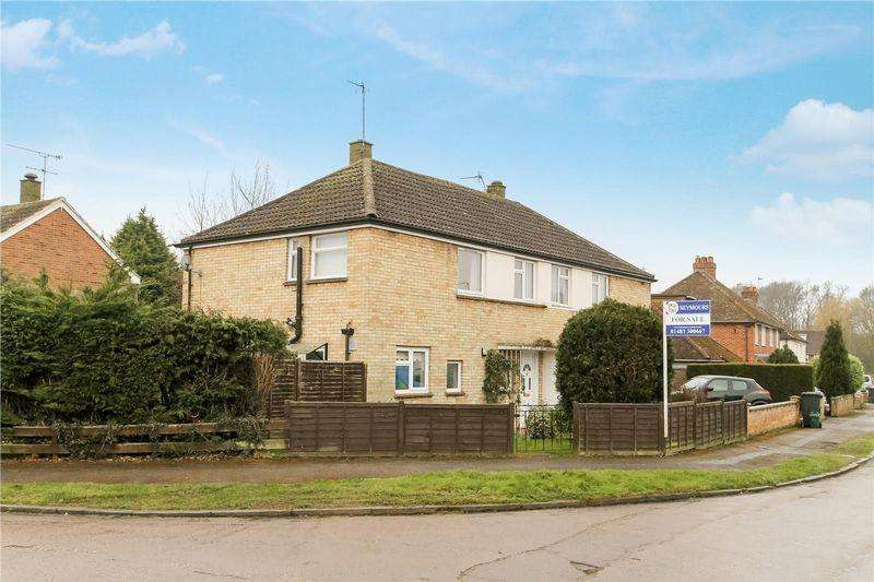 3 Bedrooms Semi Detached House for sale in Jacobs Well, Guildford