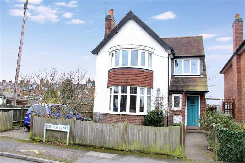 4 Bedrooms Detached House for sale in Church Lane, Leamington Spa, CV32