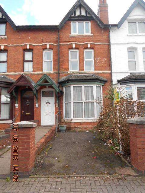 6 Bedrooms Terraced House for sale in Wordsworth Road, Small Heath, Birmingham B10