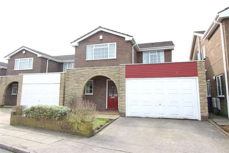 4 Bedrooms Detached House for sale in Holly Mount, West Derby, Liverpool, Merseyside, L12