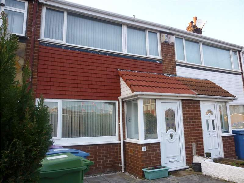 3 Bedrooms House for sale in Carr Close, Liverpool, Merseyside, L11
