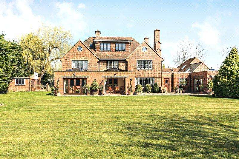9 Bedrooms Detached House for rent in Church Road, Winkfield, Windsor, Berkshire, SL4
