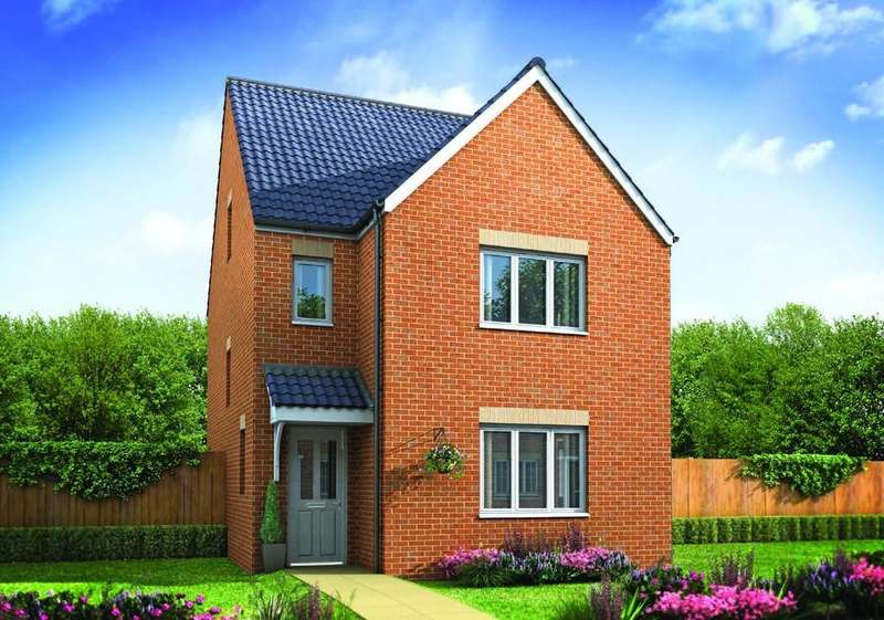 4 Bedrooms Detached House for sale in Sycamore Park, Beck Row