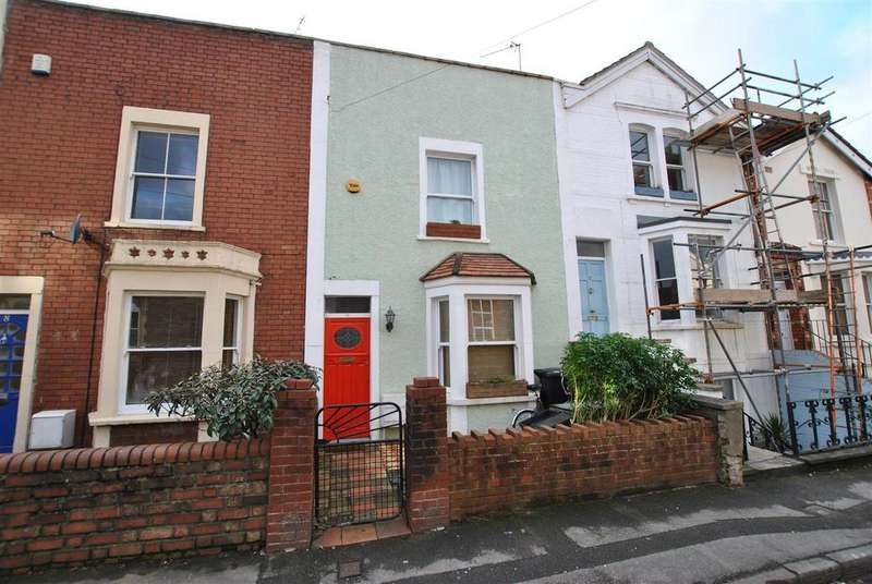 2 Bedrooms Terraced House for sale in Arnos Street, Totterdown, Bristol