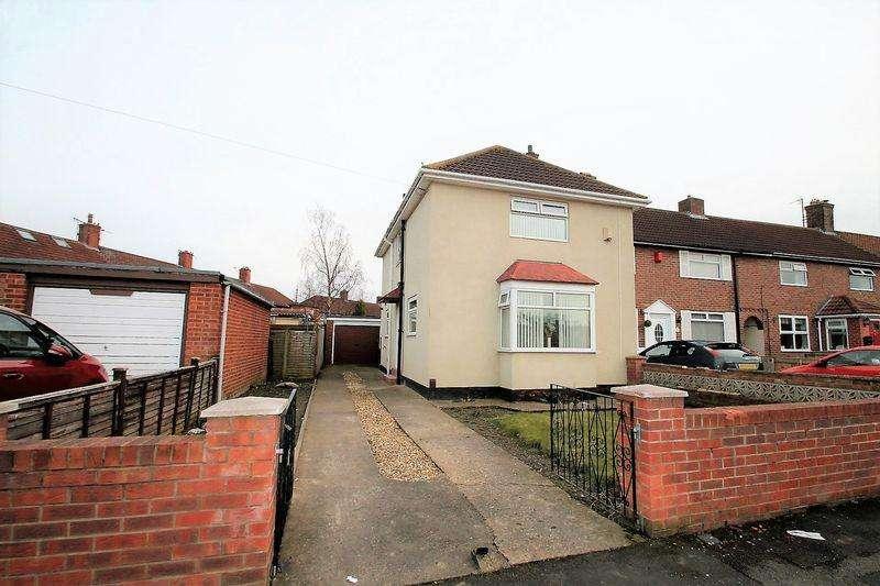 3 Bedrooms Terraced House for sale in Teesdale Avenue, Billingham