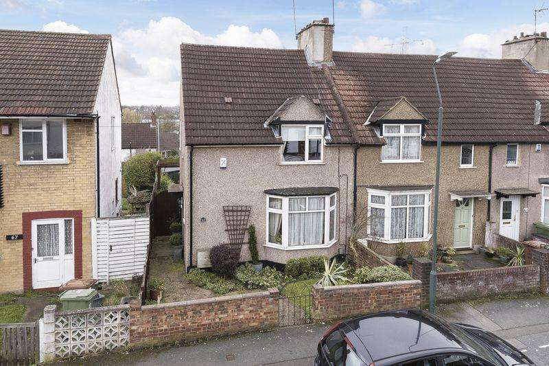 3 Bedrooms Terraced House for sale in Green Walk, Crayford