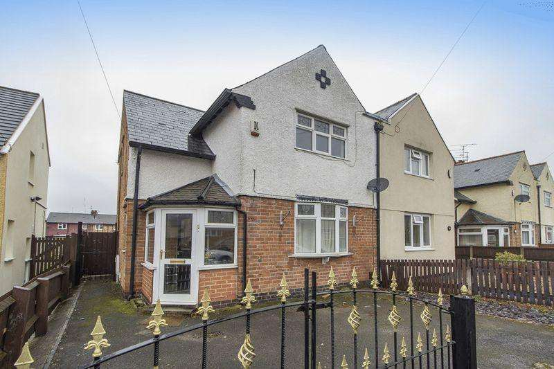2 Bedrooms Semi Detached House for sale in KERRY STREET, CHADDESDEN