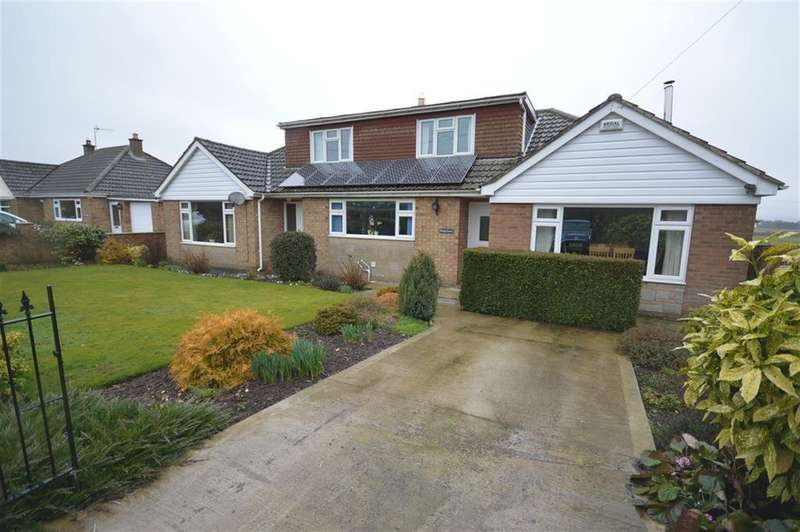 3 Bedrooms Detached House for sale in Willerby, Staxton, Scarborough, YO12 4SH