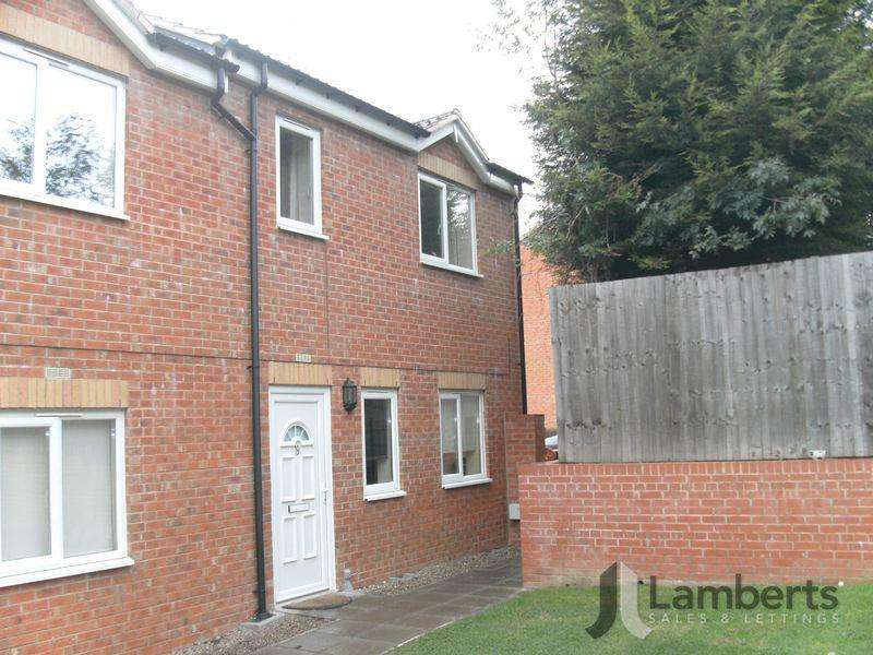 2 Bedrooms Apartment Flat for sale in Glendale Terrace , Crabbs Cross, Redditch