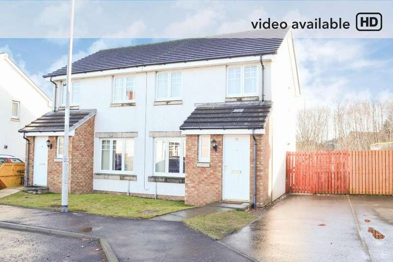 3 Bedrooms Semi Detached House for sale in James Street, Motherwell, North Lanarkshire, ML1 3JP