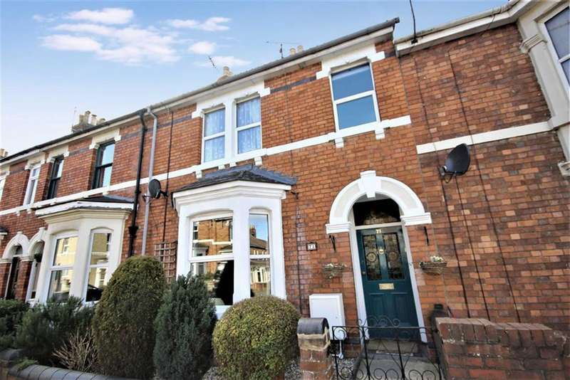 4 Bedrooms Terraced House for sale in Kent Road, Old Town, Swindon