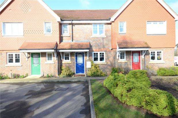3 Bedrooms Terraced House for sale in Willow Close, Maidenhead, Berkshire