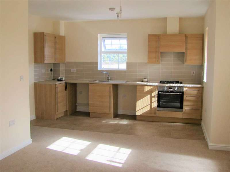 2 Bedrooms Apartment Flat for rent in Modern 2 Bed Apartment in Tidworth