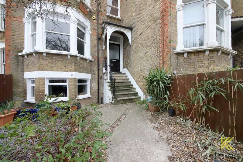 2 Bedrooms Apartment Flat for sale in Montague Avenue, Brockley