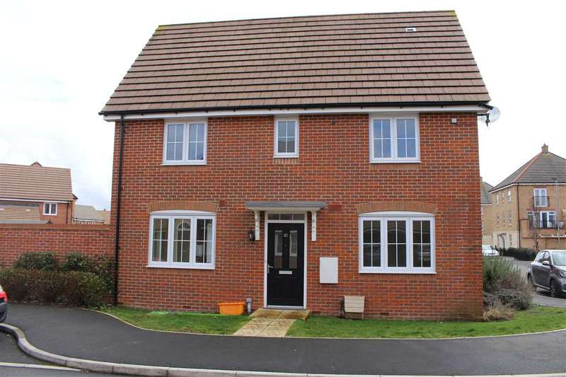 3 Bedrooms House for rent in Culverhouse Road, Swindon