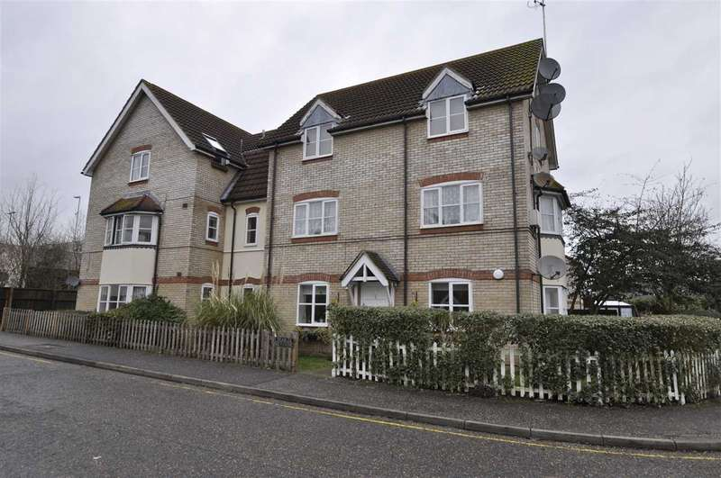 2 Bedrooms Apartment Flat for sale in Nash Drive, Broomfield