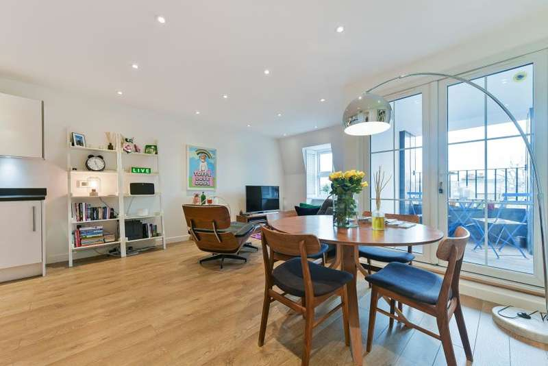 1 Bedroom Apartment Flat for sale in Florence Way, SW12