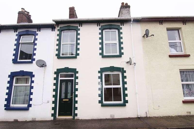 2 Bedrooms Property for sale in Northfield Road, Okehampton