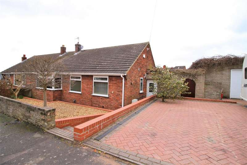 2 Bedrooms Property for sale in Zetland Close, Coalville