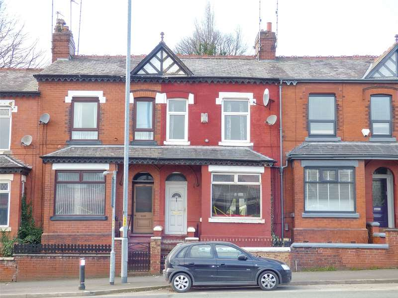 3 Bedrooms Terraced House for sale in Rochdale Road, Blackley, Manchester, M9