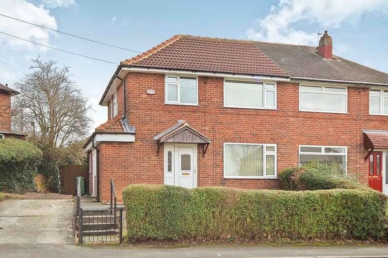 3 Bedrooms Semi Detached House for sale in Brooklands Avenue, Leeds, LS14