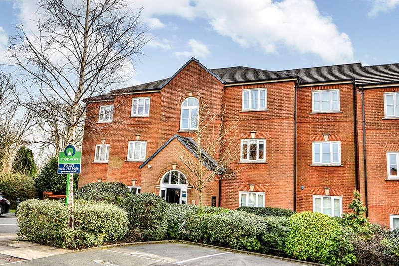 2 Bedrooms Flat for rent in Vanguard Close, Bury, BL8
