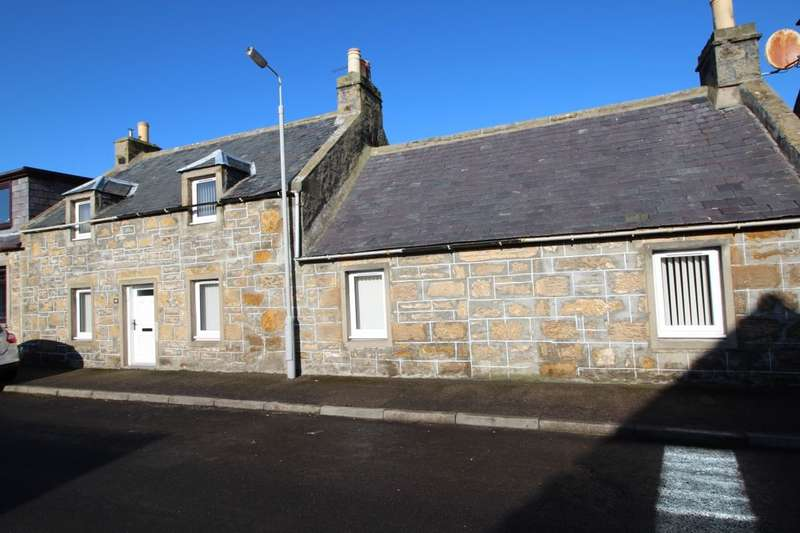 3 Bedrooms Semi Detached House for rent in Farquhar Street, Hopeman, Elgin, IV30