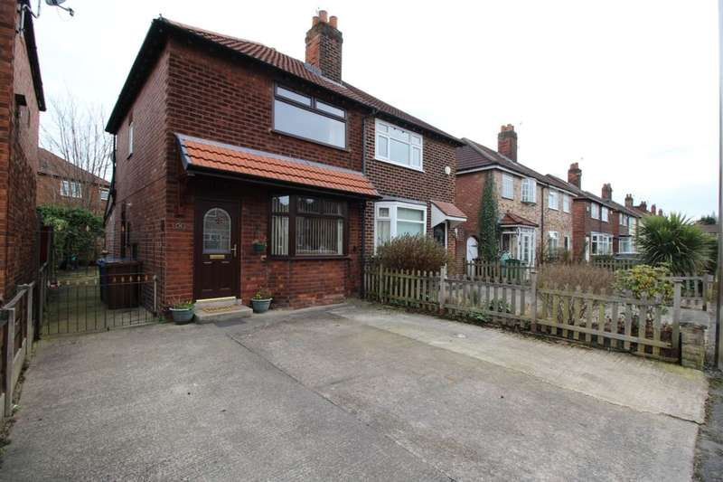 2 Bedrooms Semi Detached House for sale in Patterdale Road, Stockport, SK1