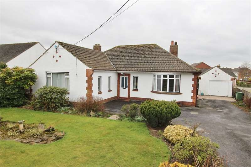 3 Bedrooms Detached Bungalow for sale in CA7 9LB Old Brackenlands, WIGTON, Cumbria